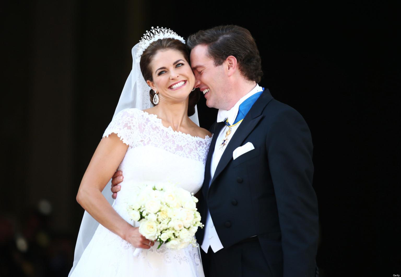 Свадьба шведской принцессы мадлен фото