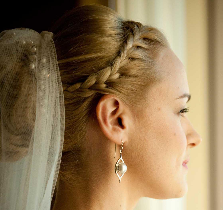 Прически на длинные волосы на свадьбу 2014 фото8